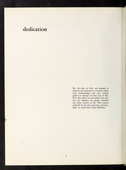 Page 6, 1961 Edition, Bay Path College - Portico Yearbook (Longmeadow, MA) online yearbook collection