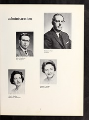 Page 9, 1961 Edition, Bay Path College - Portico Yearbook (Longmeadow, MA) online yearbook collection