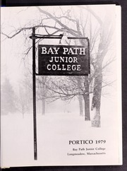 Page 5, 1979 Edition, Bay Path College - Portico Yearbook (Longmeadow, MA) online yearbook collection