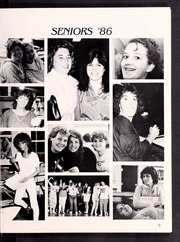 Page 13, 1986 Edition, Bay Path College - Portico Yearbook (Longmeadow, MA) online yearbook collection