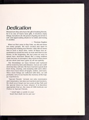 Page 7, 1986 Edition, Bay Path College - Portico Yearbook (Longmeadow, MA) online yearbook collection