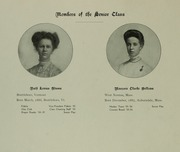 Page 16, 1906 Edition, Abbot Academy - Circle Yearbook (Andover, MA) online yearbook collection
