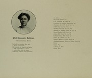 Page 16, 1908 Edition, Abbot Academy - Circle Yearbook (Andover, MA) online yearbook collection