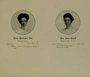 Page 17, 1908 Edition, Abbot Academy - Circle Yearbook (Andover, MA) online yearbook collection