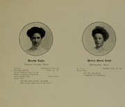 Page 21, 1908 Edition, Abbot Academy - Circle Yearbook (Andover, MA) online yearbook collection
