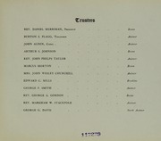 Page 9, 1911 Edition, Abbot Academy - Circle Yearbook (Andover, MA) online yearbook collection