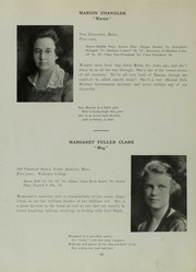 Page 14, 1919 Edition, Abbot Academy - Circle Yearbook (Andover, MA) online yearbook collection