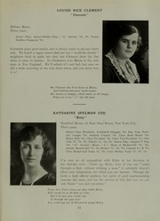 Page 15, 1919 Edition, Abbot Academy - Circle Yearbook (Andover, MA) online yearbook collection