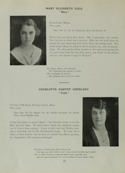 Page 16, 1919 Edition, Abbot Academy - Circle Yearbook (Andover, MA) online yearbook collection