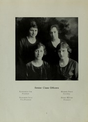 Page 8, 1919 Edition, Abbot Academy - Circle Yearbook (Andover, MA) online yearbook collection
