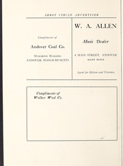 Page 110, 1922 Edition, Abbot Academy - Circle Yearbook (Andover, MA) online yearbook collection