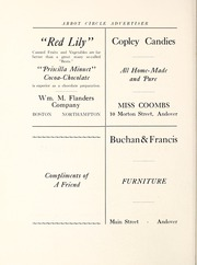 Page 114, 1922 Edition, Abbot Academy - Circle Yearbook (Andover, MA) online yearbook collection