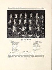 Page 76, 1922 Edition, Abbot Academy - Circle Yearbook (Andover, MA) online yearbook collection