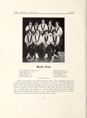 Page 78, 1922 Edition, Abbot Academy - Circle Yearbook (Andover, MA) online yearbook collection