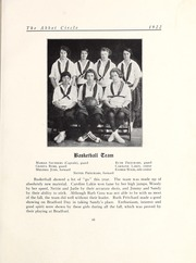Page 79, 1922 Edition, Abbot Academy - Circle Yearbook (Andover, MA) online yearbook collection
