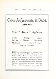 Page 95, 1923 Edition, Abbot Academy - Circle Yearbook (Andover, MA) online yearbook collection