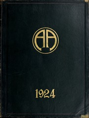Abbot Academy - Circle Yearbook (Andover, MA) online yearbook collection, 1924 Edition, Page 1