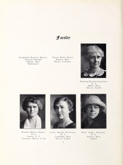 Page 14, 1924 Edition, Abbot Academy - Circle Yearbook (Andover, MA) online yearbook collection