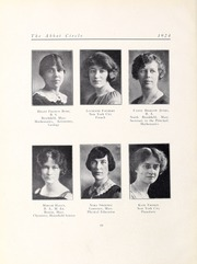 Page 16, 1924 Edition, Abbot Academy - Circle Yearbook (Andover, MA) online yearbook collection