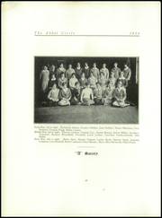 Page 84, 1926 Edition, Abbot Academy - Circle Yearbook (Andover, MA) online yearbook collection