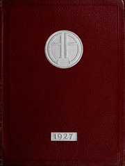 Abbot Academy - Circle Yearbook (Andover, MA) online yearbook collection, 1927 Edition, Page 1