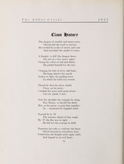 Page 42, 1927 Edition, Abbot Academy - Circle Yearbook (Andover, MA) online yearbook collection