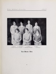 Page 99, 1927 Edition, Abbot Academy - Circle Yearbook (Andover, MA) online yearbook collection
