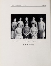 Page 100, 1928 Edition, Abbot Academy - Circle Yearbook (Andover, MA) online yearbook collection