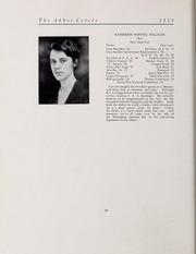Page 34, 1928 Edition, Abbot Academy - Circle Yearbook (Andover, MA) online yearbook collection