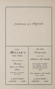 Page 144, 1929 Edition, Abbot Academy - Circle Yearbook (Andover, MA) online yearbook collection