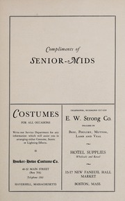 Page 145, 1929 Edition, Abbot Academy - Circle Yearbook (Andover, MA) online yearbook collection