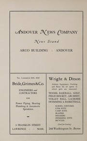 Page 146, 1929 Edition, Abbot Academy - Circle Yearbook (Andover, MA) online yearbook collection