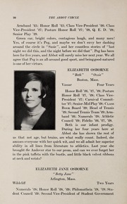 Page 34, 1929 Edition, Abbot Academy - Circle Yearbook (Andover, MA) online yearbook collection