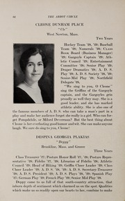 Page 36, 1929 Edition, Abbot Academy - Circle Yearbook (Andover, MA) online yearbook collection