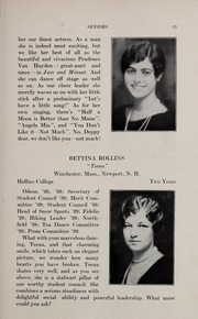 Page 37, 1929 Edition, Abbot Academy - Circle Yearbook (Andover, MA) online yearbook collection