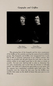 Page 88, 1929 Edition, Abbot Academy - Circle Yearbook (Andover, MA) online yearbook collection