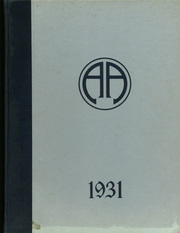 Abbot Academy - Circle Yearbook (Andover, MA) online yearbook collection, 1931 Edition, Page 1