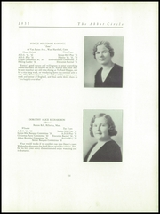 Page 35, 1932 Edition, Abbot Academy - Circle Yearbook (Andover, MA) online yearbook collection