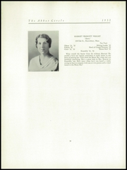 Page 40, 1932 Edition, Abbot Academy - Circle Yearbook (Andover, MA) online yearbook collection