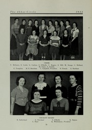 Page 74, 1933 Edition, Abbot Academy - Circle Yearbook (Andover, MA) online yearbook collection
