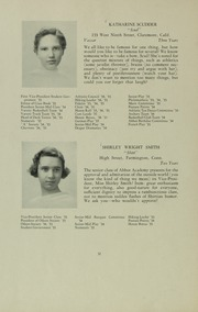 Page 36, 1935 Edition, Abbot Academy - Circle Yearbook (Andover, MA) online yearbook collection