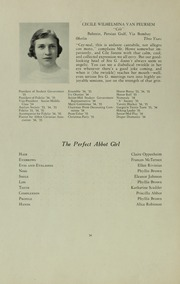 Page 38, 1935 Edition, Abbot Academy - Circle Yearbook (Andover, MA) online yearbook collection