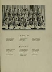 Page 39, 1935 Edition, Abbot Academy - Circle Yearbook (Andover, MA) online yearbook collection