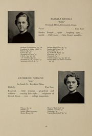 Page 20, 1937 Edition, Abbot Academy - Circle Yearbook (Andover, MA) online yearbook collection