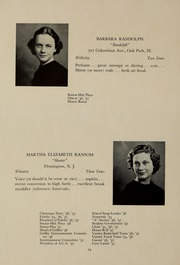 Page 28, 1937 Edition, Abbot Academy - Circle Yearbook (Andover, MA) online yearbook collection