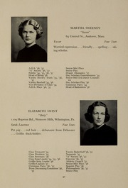 Page 34, 1937 Edition, Abbot Academy - Circle Yearbook (Andover, MA) online yearbook collection
