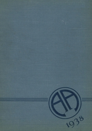 Abbot Academy - Circle Yearbook (Andover, MA) online yearbook collection, 1938 Edition, Page 1