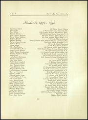 Page 117, 1938 Edition, Abbot Academy - Circle Yearbook (Andover, MA) online yearbook collection