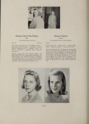 Page 40, 1939 Edition, Abbot Academy - Circle Yearbook (Andover, MA) online yearbook collection