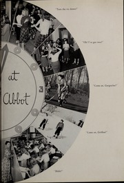 Page 55, 1939 Edition, Abbot Academy - Circle Yearbook (Andover, MA) online yearbook collection